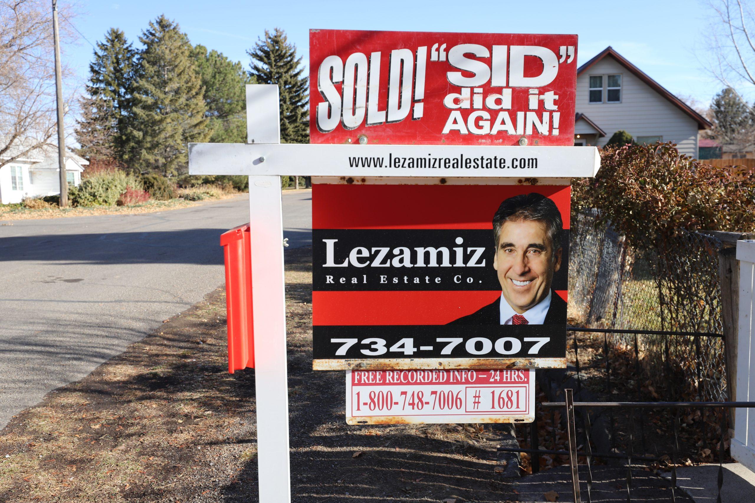 Sold!  Sid did it again!
