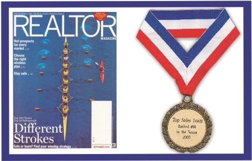 Realtor Magazine Award